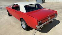 Miniature 4 Voiture American classic Ford Mustang 1966