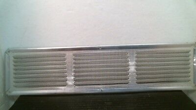 "Air Vent 12301 Under-eave 16"" x 4"" Aluminum, FREE SHIPPING"