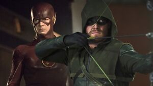 Arrow and The Flash Blu-Ray TV Box Sets