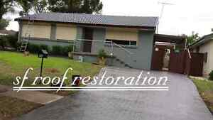 Roof driveway painting & cleaning Croydon Burwood Area Preview