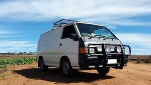 Van Mitsubishi Express campervan minivan for travelling backpaker Riverton Canning Area Preview