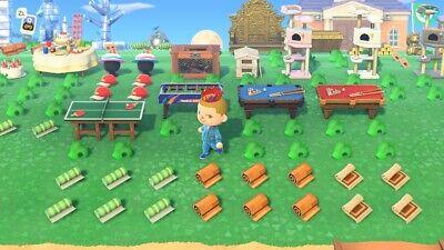 Animal Crossing New Horizons 🔥 Treasure Island HOT ITEMS! CATALOG! 🔥 UPDATED!