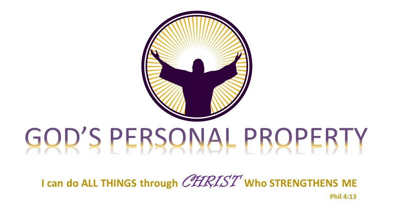 God's Personal Property