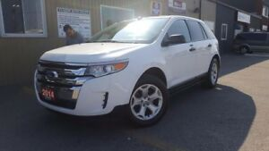 2014 Ford Edge SE-REAR PARK SENSORS-SYNC-LOADED