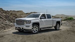"2017 GMC Sierra Denali 6.2L Ultimate with 22"" Blizzaks!"