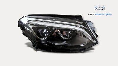 SCHEINWERFER MERCEDES GLE W166 VOLL LED RECHTS TOP!!