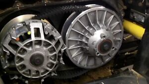 LOOKING  for Can am clutch and muffler