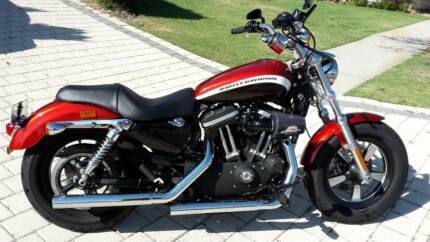 Harley Davidson Sportster XL1200Custom Hocking Wanneroo Area Preview