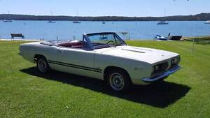 1967 Plymouth Barracuda Big Block Convertible North Arm Cove Great Lakes Area Preview
