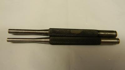Starrett 2pc 4 Pin Punch Set