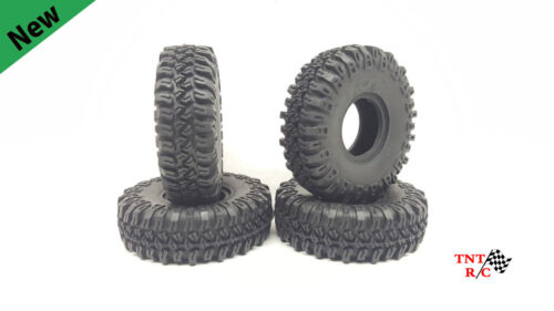 All 4pcs 1/18, 1/24 scale r/c rock crawler Grabber MT tires With Free Shipping!!
