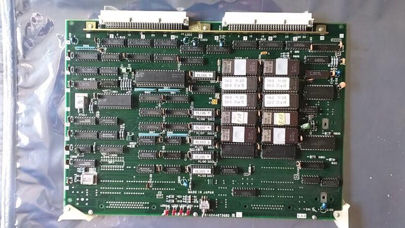 MITSUBISHI CNC CONTROL PCB BN624A673G52 FX815A CONTROLLER MAZAK MAZATROL