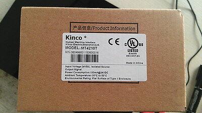 Mt4210t Kinco Hmi Touch Screen 4.3 Inch 480272 1 Usb Host New In Box