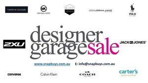 Designer Garage Sale - Snap Buys Greensborough Banyule Area Preview