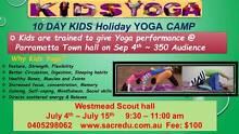 SacredU Yoga and Reiki Services Westmead Parramatta Area Preview