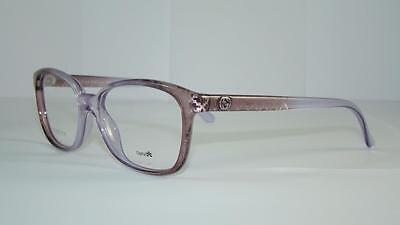 gucci gg 3629 vsp violet gradient gucci case eyewear frames eyeglasses size 53