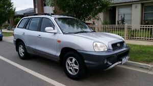 Hyundai Santa Fe Auto Full option with 1 Year and Rego and RWC Cranbourne North Casey Area Preview