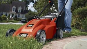 Lawnmower Cordless Electric