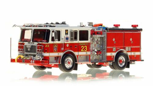Washington DC Seagrave Capitol Pumper Engine 23 1/50 Fire Replicas FR061-23