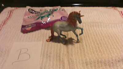 Breyer NEW MOLD - mini Alborozo Stablemate - Unicorn Crazy Surprise Series 1 B