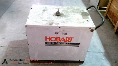 Hobart 6045cv Excel-arc Mig Welder 450amps 38v 1.0kva Line Volts 229034
