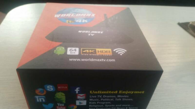 WORLDMAX TV 4K ULTRA HD IPTV BOX, AUSTRALIA | Other TV & DVD