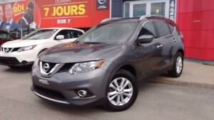 2016 Nissan Rogue SV / AIR / CRUISE / MAGS / BANCS CHAUFFANTS
