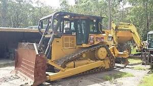 CAT D6R SERIES 3 BULL BLADE ALL NEW TRACKS SPROCKETS MULTI RIPPER Ryhope Lake Macquarie Area Preview