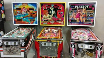 Pinball Machines Buy, Sell, Trade, Repair, Restoration,Event Hire