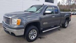 2011 GMC Sierra SL Nevada Edition