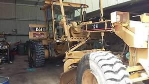 1 X GREAT CAT 12H GRADER NEW TYRES JUST SERVICED VERY POPULAR Ryhope Lake Macquarie Area Preview