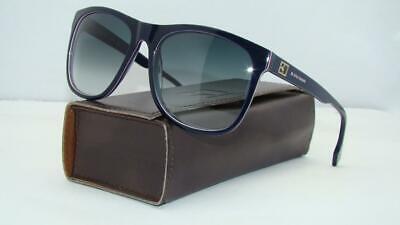 Boss Orange BO0017/s 699 JJ Navy Blue Sunglasses Sonnenbrille Grey Gradient 55mm