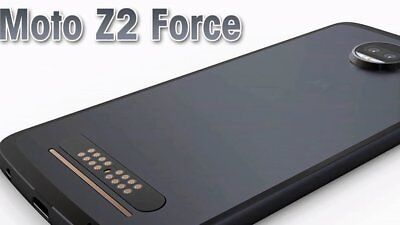 Neu in versiegelter Box Motorola Moto Z2 Force XT1789-4 64G T-MOBILE SMARTPHONE Motorola Smartphone