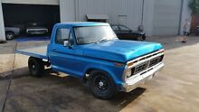 1976 Ford F100 Ute for SWAP Heatherbrae Port Stephens Area Preview