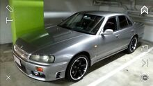 1998 Nissan Skyline Sedan Camp Hill Brisbane South East Preview