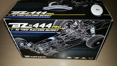 Coche RC 4WD Racing Buggy BSR buggy BZ-444 Pro 1/10 Brushless