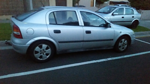 Holden Astra 2004 CD Manual 225000 Km Faulty Clutch Mentone Kingston Area Preview