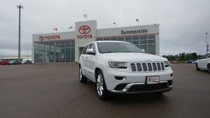 2014 Jeep Grand Cherokee Summit ORIGINAL MSRP: $65,540! YOUR WEE