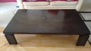 Solid wood coffee table for sale Westmead Parramatta Area Preview