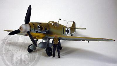 MESSERSCHMITT BF109G2 Elite Force 1:18 scale model