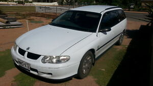 2001 Holden Commodore Wagon Georgetown Northern Areas Preview