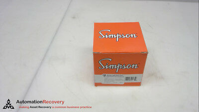 Simpson 2153 Motor Load Current 3.5 5aca150 New 257334