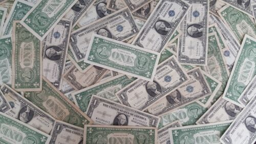 ✯ $1 U.S. Silver Certificates ✯ 1935 1957 ✯ Old Estate Currency Money ✯ 1 NOTE ✯