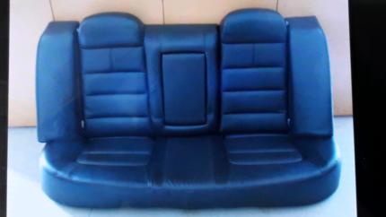 Genuine  FG Ford Falcon 50th Anniversary Leather Rear Seat.