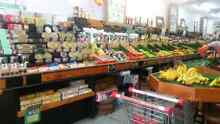 Fruit and veg shop fitting coolroom & more.. Berwick Casey Area Preview