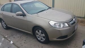 2008 Holden epica service history Forest Hill Whitehorse Area Preview