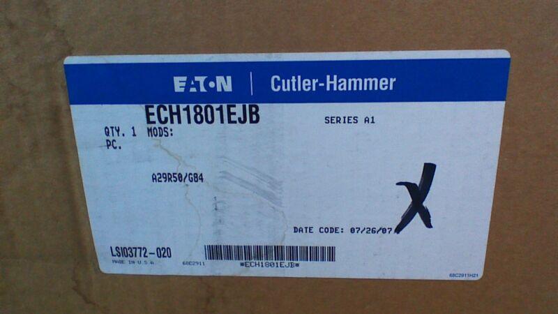 Eaton Motor Starter ECH1801CJA HVAC