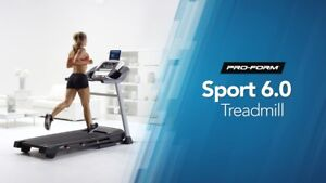 MOVING SELLL - proform treadmill sport 6.0