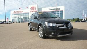 2013 Dodge Journey 7 PASSENGER R/T AWD FOR $68.73 WEEKLY OAC!!!