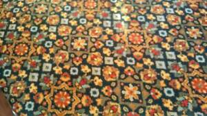 80% wool brintons carpet, neally as new condition Burpengary Caboolture Area Preview